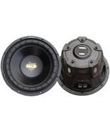 "Lanzar MAXP64 MaxPro Series Small 4ohm Subwoofer (6.5"", 600 Watts) - $38.97"