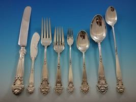 Georgian by Towle Sterling Silver Flatware Set for 8 Service 75 Pieces - $6,750.00
