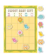 Happi Tree Baby Shower Sweet Baby Owl Decor Party Game Bingo - $5.03