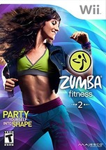 Zumba Fitness 2 - Nintendo Wii [Nintendo Wii] - $18.01