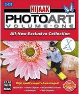 Hijaak Photoart Volume 1 - $22.05
