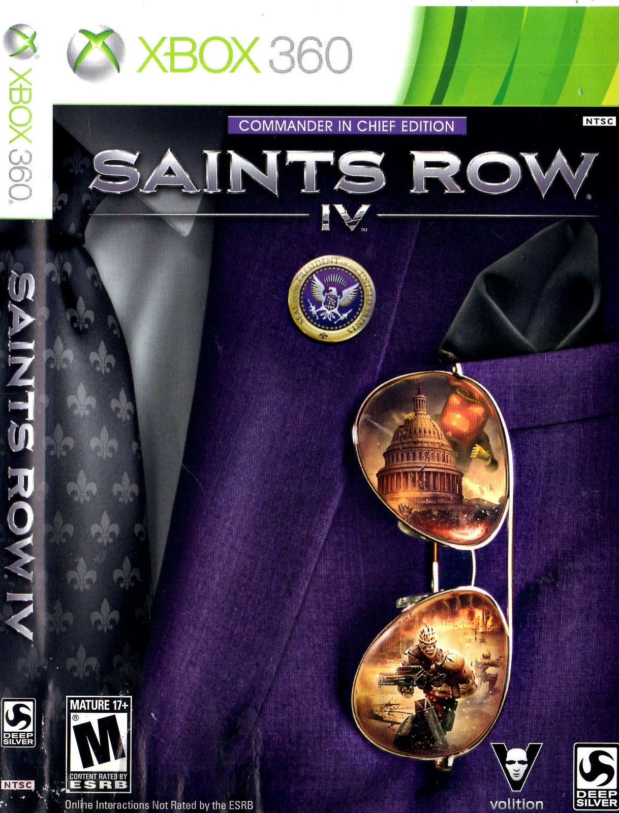XBox 360 - Saints Row IV