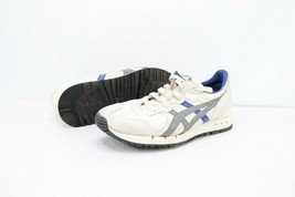 Vintage 90s Asics Mens Size 9 Casual Lace Up Running Shoes Sneakers Whit... - $58.35