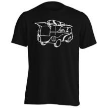 New Camper Van Drinks Men's T-Shirt/Tank Top m367m - $11.93+