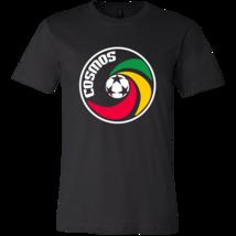 Cosmos, New York, Soccer Gildan Ultra Cotton, Unisex T-Shirt, Shop - $18.89+