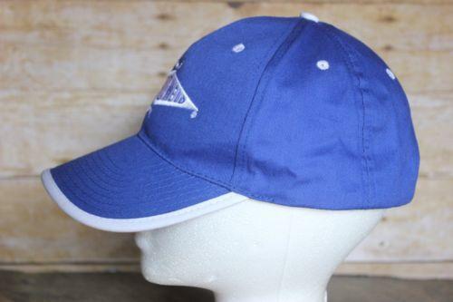 MICROWELD Ball Cap Adjustable Embroidered Hat Welder Welding Micro-Weld NOS