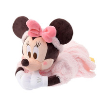 Disney Store Japan Minnie Mouse Tissue Box Cover Case Relax - $72.27