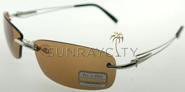 Serengeti MARE Silver / Polarized Phd Drivers Sunglasses 7349 - $195.51