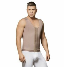Fajas Men Colombian Posture Corrector Vest Body Shaper Post Surgery Shap... - $83.93+