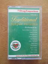 Cassette Tape  Drug Emporium - Traditional Holiday Favorites Vol. 1  $1.25 - $1.25