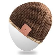 Rotibox Winter Fashional Bluetooth Beanie Hat Music Cap with Wireless He... - $40.99