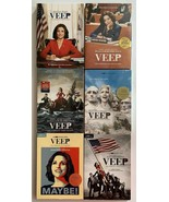 Veep The Complete Series Seasons 1-6 [DVD Sets New]  Julia Louis-Dreyfus  - $117.77