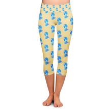 Snow White Pattern - Disney Inspired Yoga Capri Leggings - $32.99+