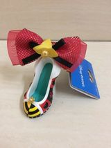 Disney Parks Queen of Heart Shoe Keychain. Alice in Wonderland Theme Very pretty - $35.00