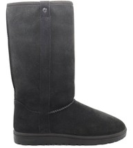 Abeo Sarnia Boots Black Sheepskin Leather  Size 6  () 5379 - $110.00