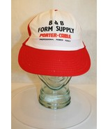 B&B Form Supply Porter Cable Pro Power Tools snapback Mesh Trucker Dad C... - $24.95