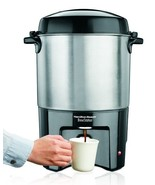 Coffee Maker Large Crowd 40 Cup Urn Party Automatic Machine Stainless St... - $66.68