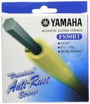 YAMAHA / FS50BT Yamaha Acoustic Guitar Strings Custom Light gauge [1set] - $27.18