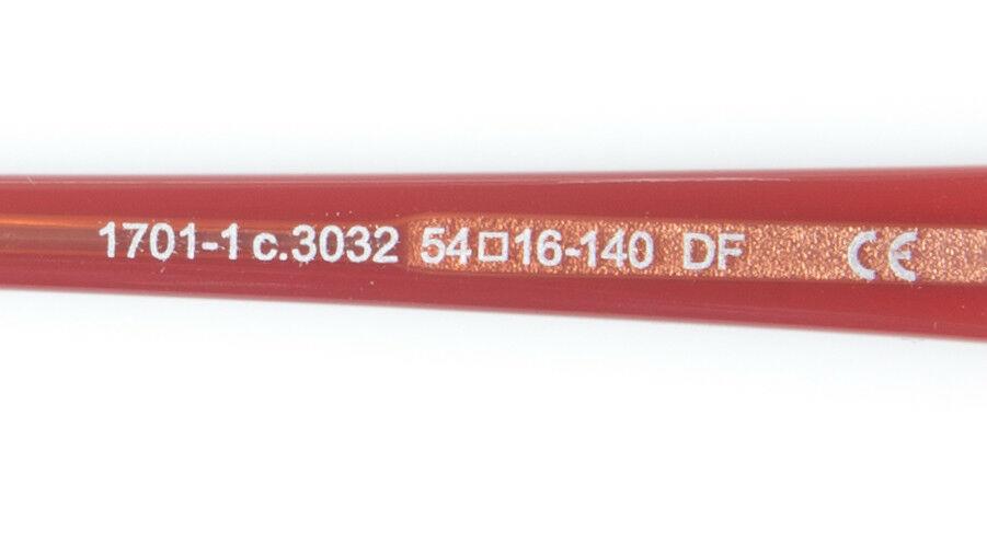 NEW PRODESIGN DENMARK 1701-1 c.3032 LILAC EYEGLASSES FRAME 54-16-140 B33mm Japan