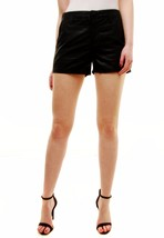 J BRAND Women's New Lola Sealth 12965616 Shorts Black Size 26 RRP $183 B... - $104.71