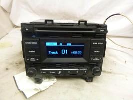 15 16 17 Hyundai Sonata Radio Cd MP3 Bluetooth Player 96170-C20004X PAP08 - $16.83