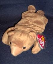 ~'93 Ty Original 9~Beanie Baby~Cubbie The BEAR~#4010~4th Gen Ht 5th Gen T~ Mwmt - $2.88
