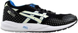 Asics Gel Saga Black/Glow In The Dark H4A0N 9007 Men's SZ 11.5 - $61.56