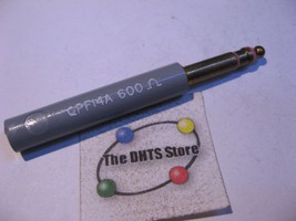 Termination 600-Ohm QPF14A Bantam Audio Telephone Jack-Field Patch 4.4mm... - $4.74
