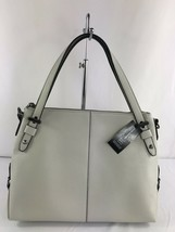 INC Casual Dove Grey Tote ($89.50) - $29.75