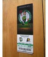 NBA Boston Celtics Full Unused Ticket Stub 1/27/12 Vs. Indiana Pacers - $1.99