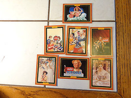 Series 4 The COCA-COLA Collection Trading CARDS,7 Cards HERE,1995 Dated - $14.25