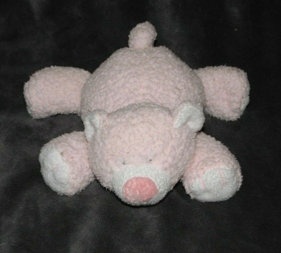 Primary image for TY PLUFFIES 2005 CUBBY CUDDLES LOVE TO BABY TEDDY BEAR PINK STUFFED ANIMAL PLUSH