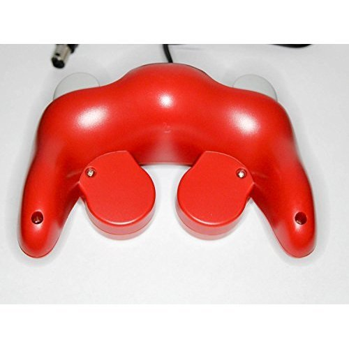 Replacement GameCube Controller Red By Mars Devices Gamepad Wii For GameCube Wii