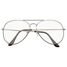 Hombre Mujer Gafas de Sol Retro Indie Clásico No Prescripción Lente Transparente - $11.46