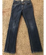 Girls The Childrens Place Skinny Stretch Jeans Sz 8 - $5.00