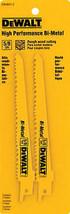 2-Pk., 6-In. 6/7-TPI Bi-Metal Reciprocating Saw Blade - $20.78