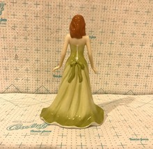 Royal Doulton Porcelain Figurine HN4977 August Peridot Gemstone Collection image 2