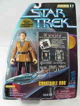 Star Trek Warp Factor 1 Constable Odo Action Figure 65109 NRFP 1997 a - $8.79