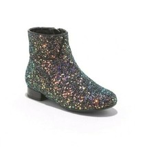 Art Class Shoes Girls' Black Pink MultiColor Lexi Glitter Fashion Ankle Boots