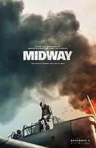 "MIDWAY - 27""X40"" D/S Original Movie Poster One Sheet 2019 Luke Evans Ed ... - $29.39"