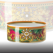 Versace by Rosenthal Bowl 22 cm / 8.6 in Jungle Animalier NEW - $277.20