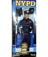 N. Y. P. D. - New York's Finest  Action Figure Limited 911 Edition  - $50.00