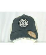 Gonzage University Bulldogs Blue Baseball Cap Snapback - £24.73 GBP