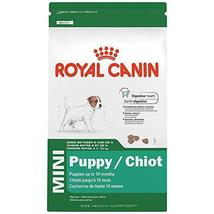 ROYAL CANIN SIZE HEALTH NUTRITION MINI Puppy dry dog food, 13-Pound - $56.99