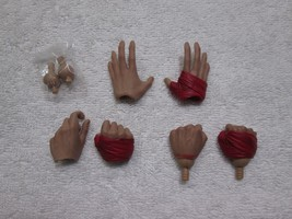 Marvel Thor 3 Pair of Hands 1/6th Scale Accessory MMS 146 - Hot Toys 2011 - $23.22