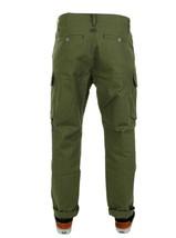 G Star Rovic Field Tapered Cargo Pants in Sage Diamond Denim Size W33/L3... - $89.75