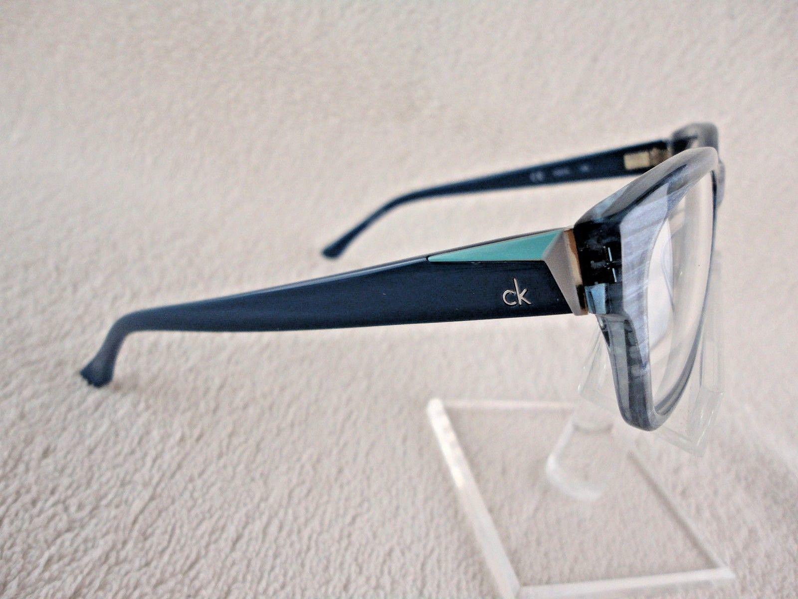 Calvin Klein Ck 5835 (280) Azure Silk 53 X 16 135 mm Eyeglass Frame