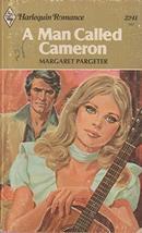 A Man Called Cameron [Paperback] Margaret Pargeter