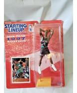 Basketball Collectible Starting Lineup Vancouver 1997 Shareef Agour Rahi... - $12.82