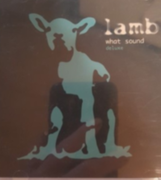 What Sound by Lamb Cd